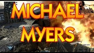getlinkyoutube.com-Michael Myers: Fire = Invisible?
