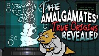 getlinkyoutube.com-The Amalgamates' True Origins Revealed | Undertale Theory | UNDERLAB