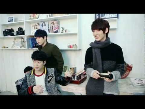 720 HD | Boyfriend - Making DVD of Boyfriend Official 2013 Calendar