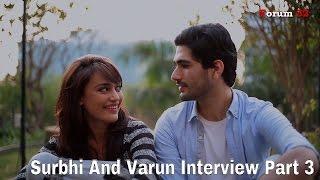getlinkyoutube.com-Qubool Hai   Varun Loves To Argue   Surbhi And Varun Interview   Part 3