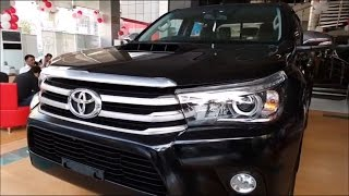 Toyota Hilux Revo| Interior| Exterior| Startup & complete Review