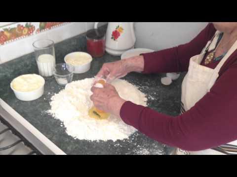 30 - Las recetas de la Tita Mima - Gorditas de nata