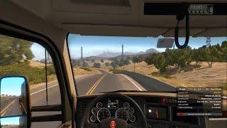 getlinkyoutube.com-American Truck Simulator GamePlay Analisis en Castellano Parte 1