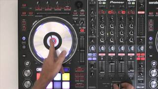How To Set Up The Pioneer DDJ-SZ For Scratching