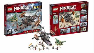 getlinkyoutube.com-LEGO Ninjago 2016- zestawy