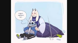 "getlinkyoutube.com-Toriel's ""Mother's Day"" Undertale Comic Compilation"