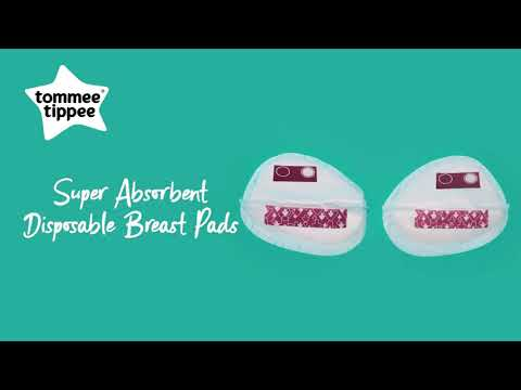 Tommee Tippee Disposable Breasts Pads Medium size 40 Pack
