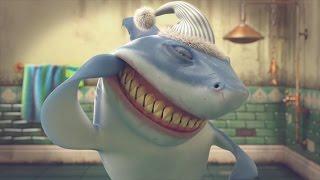 getlinkyoutube.com-Hungry Shark Shorts - The Daily Grind