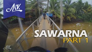 getlinkyoutube.com-6. Menuju Pantai SAWARNA PART 1 | Bandung to Banten - 2016
