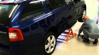 getlinkyoutube.com-AUTOLIFT 3000 mobile mechanical lifter