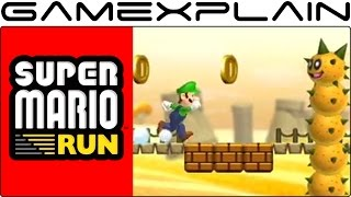 getlinkyoutube.com-Meet Super Mario Run Trailer - Play as Luigi, Yoshi, & Toad!