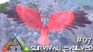 getlinkyoutube.com-ARK: Survival Evolved - Perfect 120 Kibble Tame Arge & Raptor !!! [Ep 07] (Server Gameplay)
