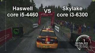 getlinkyoutube.com-i5 4460 vs i3 6300 (11 games) Haswell vs Skylake