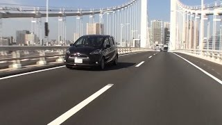 getlinkyoutube.com-トヨタ・シエンタ HYBRID X 試乗インプレッション 走行編