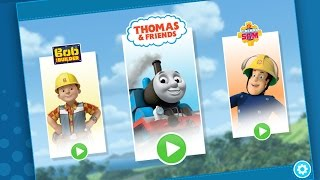 getlinkyoutube.com-Fun with Activities featuring Thomas & Friends™, Bob the Builder™ (Mattel, Inc.) - Best App For Kids