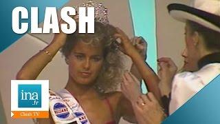 getlinkyoutube.com-Miss France 1987, l'erreur du jury lors de l'élection | Archive INA