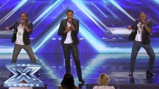"getlinkyoutube.com-AKNU - Brothers from LA Perform ""Valerie"" - THE X FACTOR USA 2013"