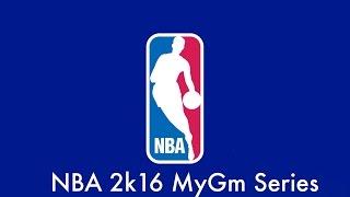 getlinkyoutube.com-NBA 2k16 MyGM #1 - RELOCATION TO SAN JOSE