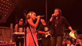 Hello Reggae Cover (Live) - Conkarah and 12yr old Reeana Aviu