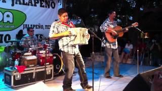 getlinkyoutube.com-Ricky Naranjo Y Los Gamblers Video 2 in La Villita 4th of July 2012 San Antonio TX