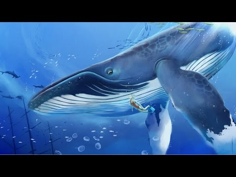 Guided Meditation for Kids | The Friendly Whale | Relaxation for Children