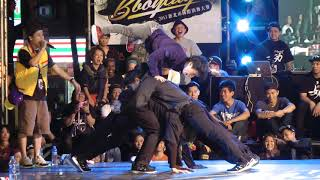 getlinkyoutube.com-B-Boy Korea한국 vs Taiwn대만新北市國際街舞大賽冠亞賽2013New Taipei City International Street Dance台網TNTV中網CTTV華網TVTV