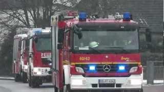 getlinkyoutube.com-FF- Todendorf ankunft des neues HLF 10/6 von Rosenbauer