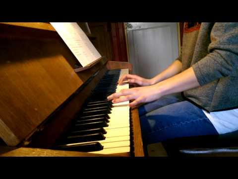 Justin Bieber - Fall - piano (own version)