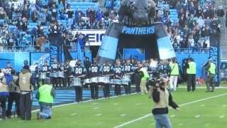 getlinkyoutube.com-Carolina Panthers TopCats 12-15-13