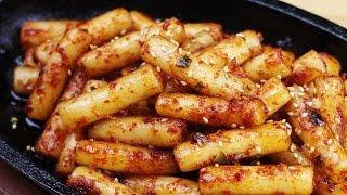 백종원 떡볶이♥초간단 완전 쉽고 맛있게 만드는법