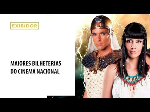Maiores bilheterias do cinema nacional