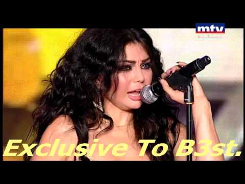 Boukra Bfarjik Rock Performance by Haifa Wehbe in Lebanon Super Model 2012 Exclusive HD !