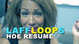 "getlinkyoutube.com-LAFF MOBB PRESENTS- ""Hoe Resume"" - Roz G"