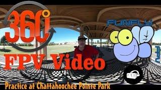 getlinkyoutube.com-360 FPV Video at CP (Testing 360 4K)