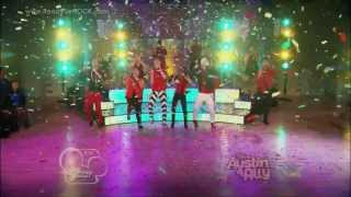 getlinkyoutube.com-Austin & Ally - Glee Club Mash Up [HD]