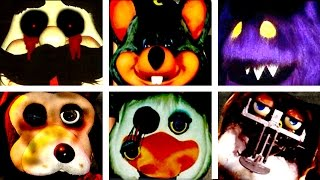 getlinkyoutube.com-ALL JUMPSCARES: Five Nights at Chuck E. Cheese!