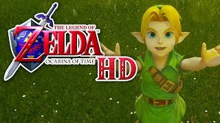 getlinkyoutube.com-Zelda: Ocarina of Time HD - Demo (Unreal Engine 4)