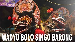 RAMPAK BARONG WADYO BOLO SINGO BARONG - JATHILAN BUDOYO KUDHO PERWIRO - GATAK KALASAN SLEMAN