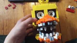 lego five nights at freddys chica head