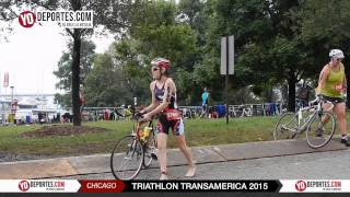 Chicago Triathlon Transamerica 2015