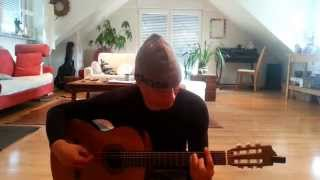 getlinkyoutube.com-Jeff Bridges:  Brand New Angel - Acoustic Guitar Lesson with Lyrics and Chords -