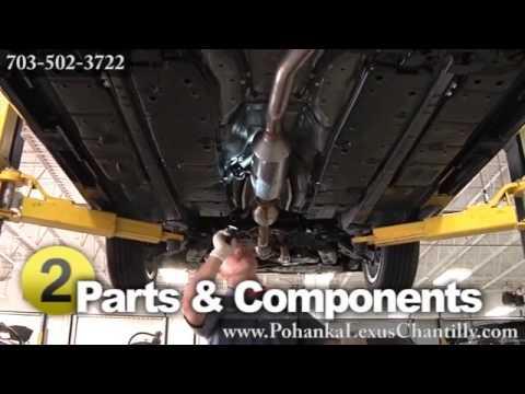 Lexus Engine Repair VA | Fairfax Lexus Dealer