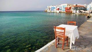 getlinkyoutube.com-Mykonos Vacation Travel Guide | Expedia