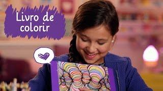getlinkyoutube.com-Criando livro de colorir com a Lívia Maschio ❤ Mundo da Menina