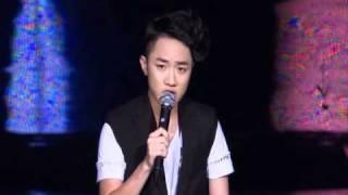 getlinkyoutube.com-Come 2 Me  林峯演唱會 王祖藍-跌落凡間的天使