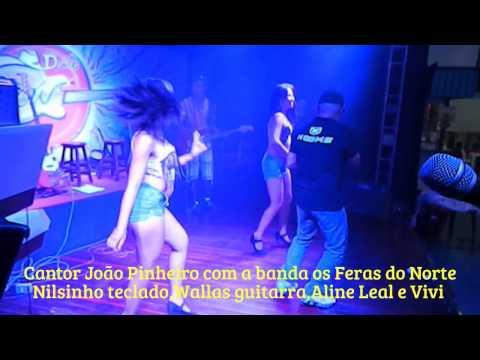 João Pinheiro e os Feras do Norte na Chácara Dante Show