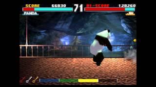 getlinkyoutube.com-Tekken 3: Tekken Force Mode - Panda - Dr. Bosko Unlocked!!