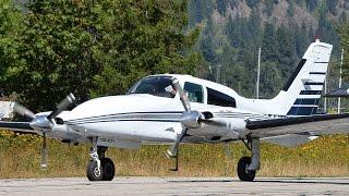 getlinkyoutube.com-Cessna 310 Takeoff