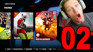 Madden 16 Ultimate Team - Part 2 - HUGE PACK OPENING! (MUT Let's Play)