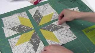 getlinkyoutube.com-Rapid Fire Lemoyne Star Ruler by Deb Tucker of Studio 180 Designs